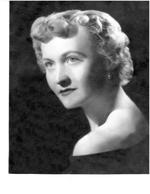 Frances Jordan (Pell)